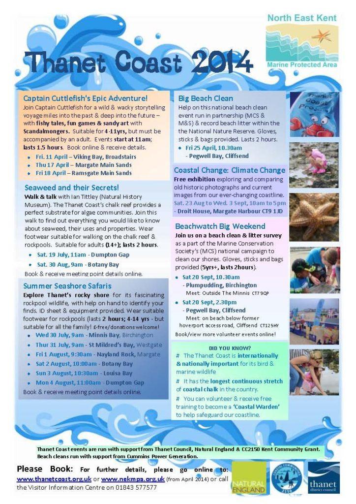 Thanet Coastal Event 2015
