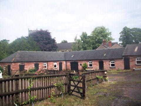 Mucklestone Barns