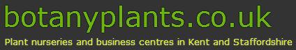 Plant Nurseries Kent and Staffordshire Logo