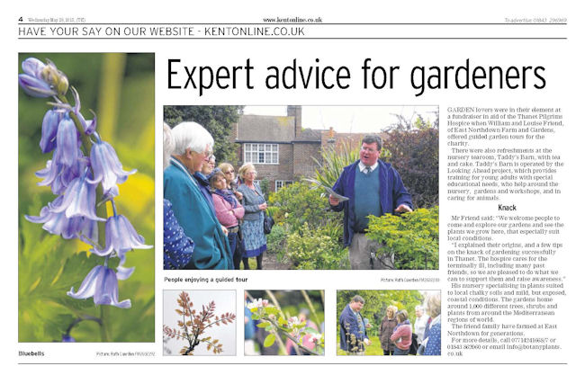 Advice for Gardeners